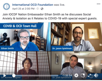 OCD Live Stream with IOCDF Town Hall